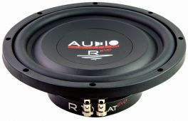 AUDIO SYSTEM R 10 FLAT EVO Subwoofer ultrapiatto da 250mm 4 ohm 400W