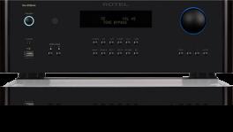 Rotel RA-1572MKII amplificatore integrato hifi 120W su 8ohm DAC 32 bit/384 kHz, MQA, Roon tested
