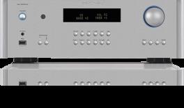 Rotel RA-1572MKII SILVER amplificatore integrato hifi 120W su 8ohm DAC 32 bit/384 kHz, MQA, Roon tested