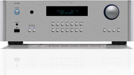 Rotel RA-1592 SILVER Amplificatore integrato da 200 + 200 W RMS su 8 ohm. Convertitore da AKM high-end 32-bit/768kHz. Bluetooth AptX.