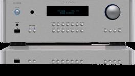 Rotel RA-1592MKII SILVER amplificatore integrato hifi 200W con DAC Texas 32bit/384kHz