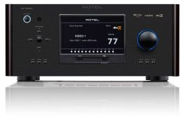 Rotel RAP-1580MKII BLACK amplificatore home cinema 7.2 4K Dolby Atmos e DTS:X in 7.1.4 DAC Wolfson a 24bit/192KHz