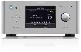 Rotel RAP-1580MKII SILVER amplificatore home cinema 7.2 canali 4K Dolby Atmos e DTS:X in 7.1.4 DAC Wolfson a 24bit/192KHz