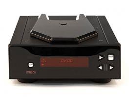 Rega Apollo R 2017 lettore cd player nero analogico e digitale con caricamento dall'alto