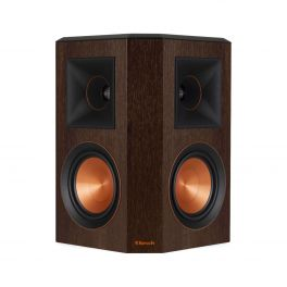 KLIPSCH RP-502S WALNUT Diffusore per Canale Surround Serie All-New Reference Premiere WDST 400W (COPPIA)
