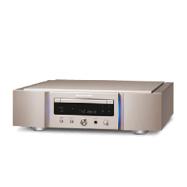 Marantz SA10 Lettore Super Audio CD, DVD Rom,  gold, DAC USB e ingressi digitali
