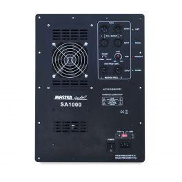 Master Audio SA1000 Modulo amplificatore per subwoofer professionale 750 W RMS su 4 ohm