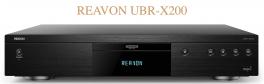REAVON UBR-X200 Lettore BLu-Ray Disc 4K Ultra HD e SACD con HDR10 prestazioni Audiophile