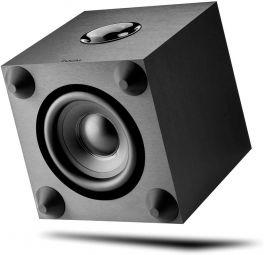 Focal CUB EVO Subwoofer attivo, Nero, bass reflex, amplificazione da 200 W in classe D