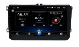 Hardstone HS VWG01-EL autoradio 2 DIn per VW GOLF 6 custom ANDROID 8.1 WIFI