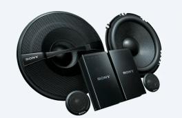 """Sony XS-GS1621C Kit diffusori a 2 vie potenza di 350 W e 75 W RMS a 4 Ohm 6,3"""""""