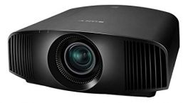 Sony VPL-VW270ES proiettore Home Cinema, 4K (4096x2160) 1500lm NERO