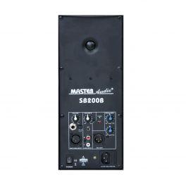 Master Audio SPB20 Modulo BI-AMPLIFICATO 130W RMS universale