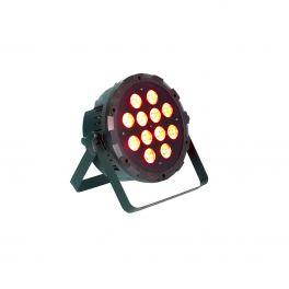 MasterAudio SPC208P/2 Par LED RGBW 12 LED da 10W full color (RGBW 4 IN 1)