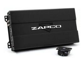 ZAPCO ST-402D.BT amplificatore 2 canali classe D con bluetooth