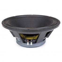 "Master Audio SX185/8 Subwoofer professionale da 18"" (470 mm.), 1200W RMS sospensione in tela"
