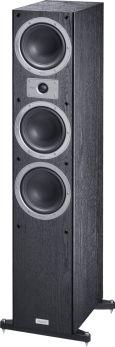 Magnat Tempus 77 diffusori da pavimento 3 vie bass reflex 320W-NERO *SCONFEZIONATE* ex-demo