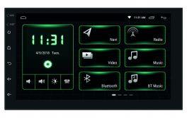 Phonocar VM001D autoradio 2 din Android 8.1 DAB+ e GPS