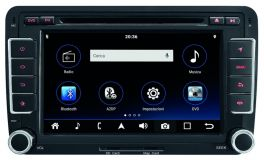 Phonocar VM117D autoradio per Volkswagen DAB+, Android 8.0, Navi DVD
