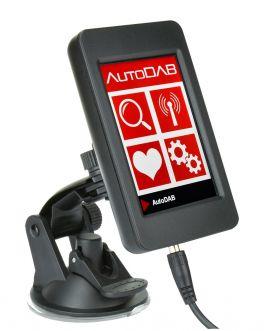 "Phonocar VM221 ricevitore DAB+ universale con display 3.5"" touchscreen"