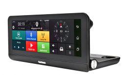 Phonocar VM322E sistema multimediale da cruscotto con GPS, DASH CAM e Android