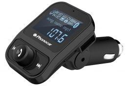 "Phonocar VM549 LETTORE USB e MICRO SD CARD con DISPLAY LCD 1.5"", BLUETOOTH"