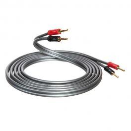 QED XT40i REFERENCE Cavo di potenza per diffusori PRETERMINATO bi-wiring, tecnologia X-TUBE, conduttori OFC