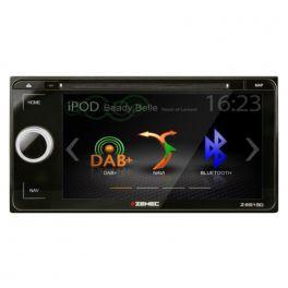 Zenec ZE6150 autoradio 2 DIN custom fit per Toyota display 6, 8' LCD HD 800 x 480