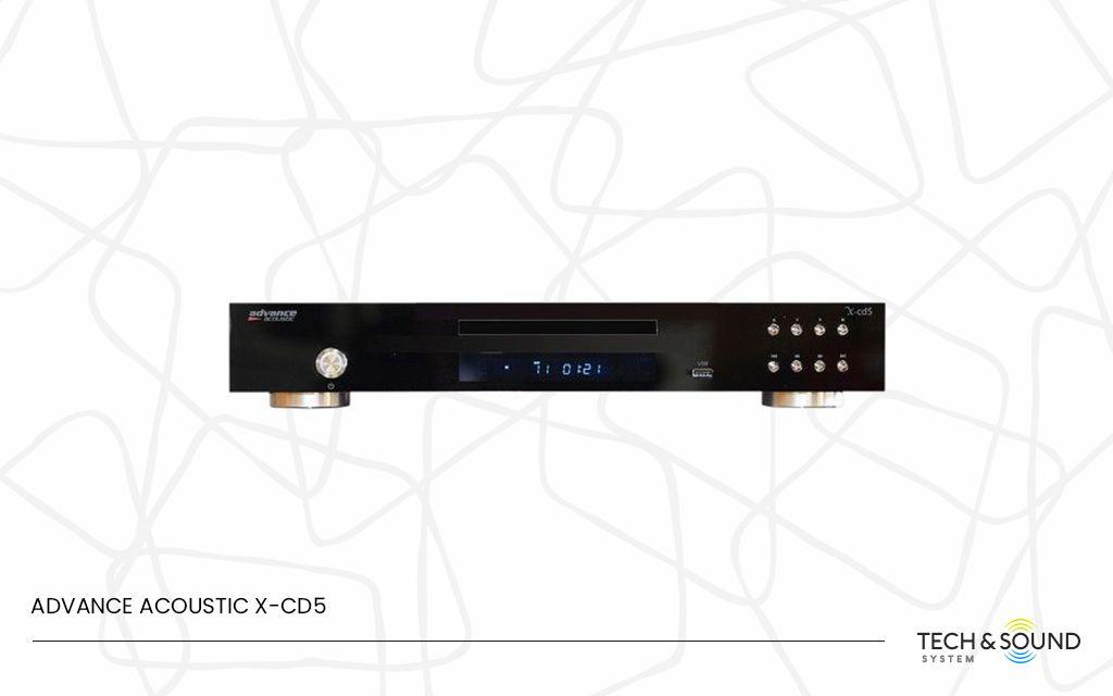 Advance Acoustic C-CD5 lettore CD hi fi
