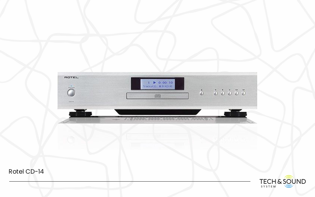 lettore CD Rotel CD-14