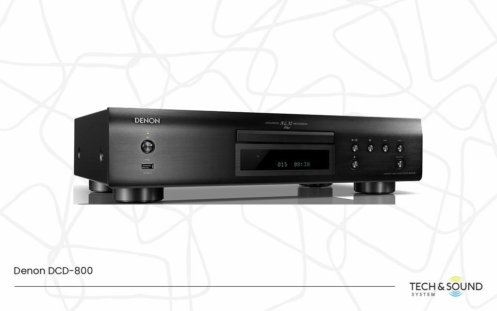 Denon DCD-800 lettore cd hi fi