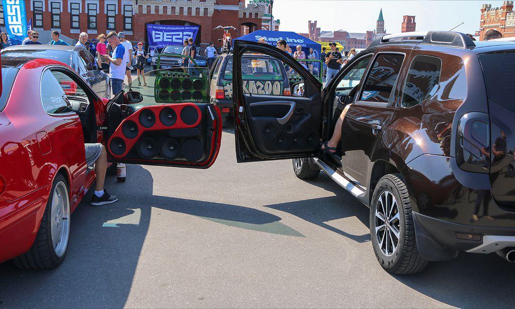 evento Hi-Fi Car